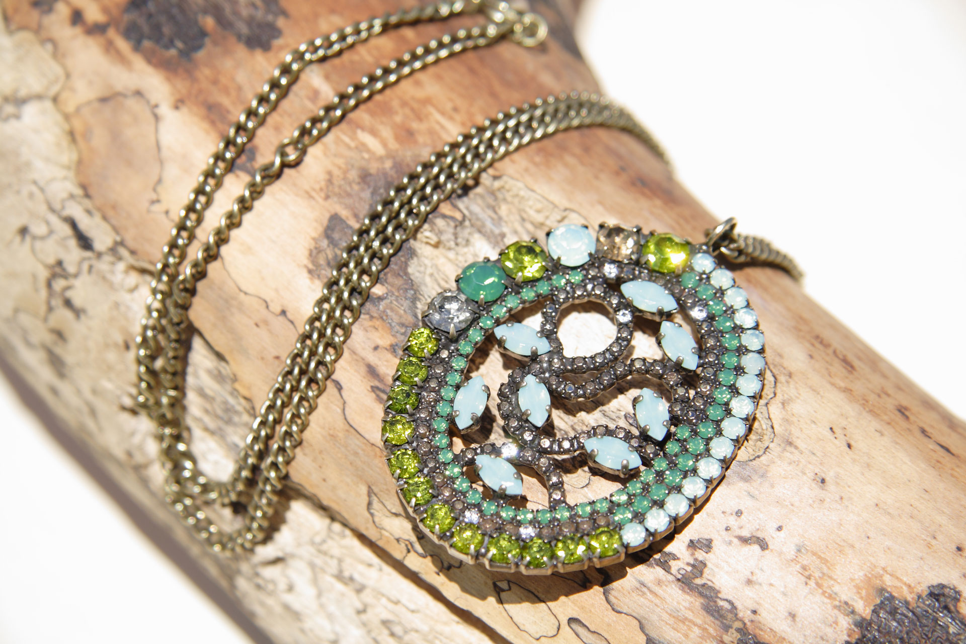 Collane SWAROVSKI Crystals Ravenna Italy