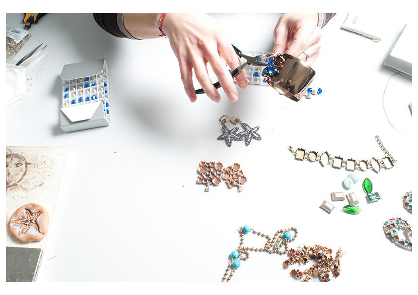 Crystals Bijoux Ravenna Italy Obbiettivi azienda