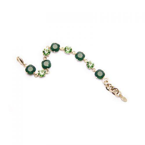 Bracelet SWAROVSKI Crystals Ravenna Italy