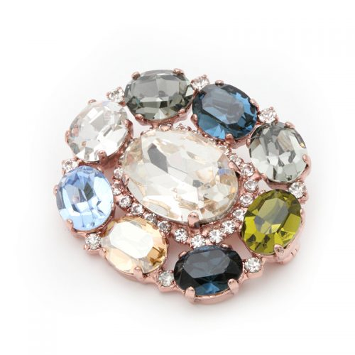 SPILLE SWAROVSKI Crystals Ravenna Italy